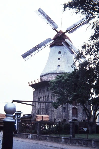 Mühle Amanda - Foto: Manfred Rakoschek