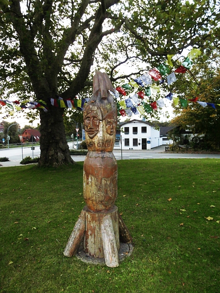 Mehlby - Skulptur - Foto: Michaela Bielke