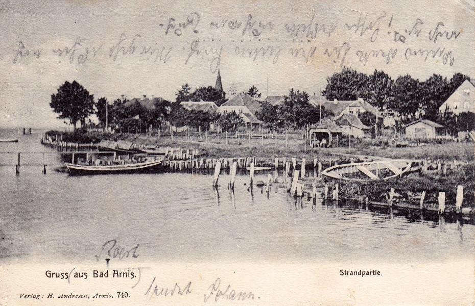 Arnis - Strandpartie (1904)
