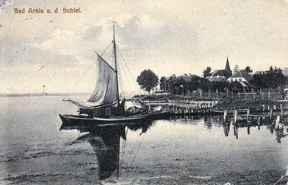 Arnis - Strandpartie (1919)