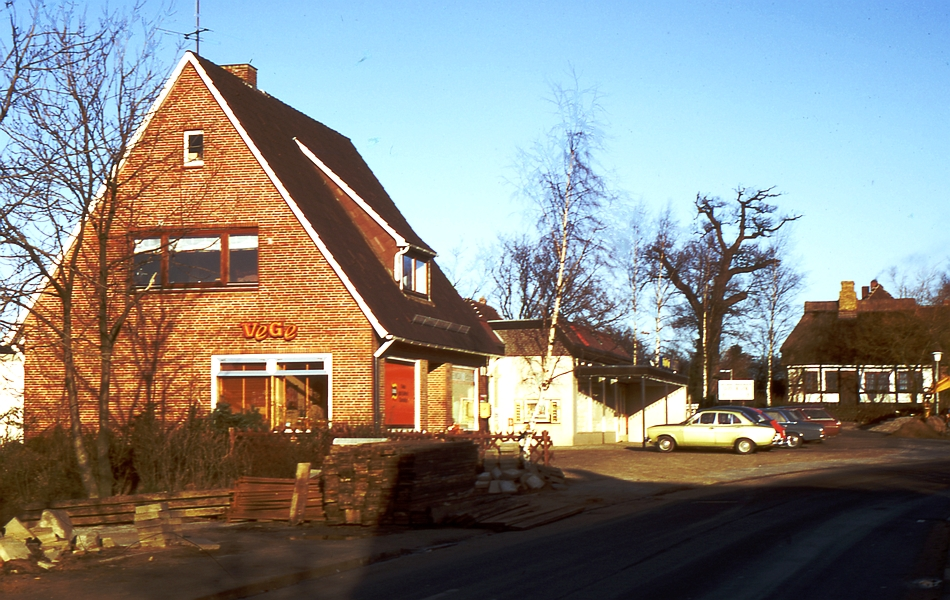 Ellenberg - VéGé Markt Grieve - Foto: Fritz Reinhardt (Januar 1975)