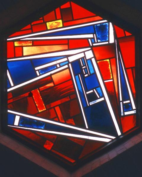 Auferstehungskirche Ellenberg - Foto: Fritz Reinhardt (1971)