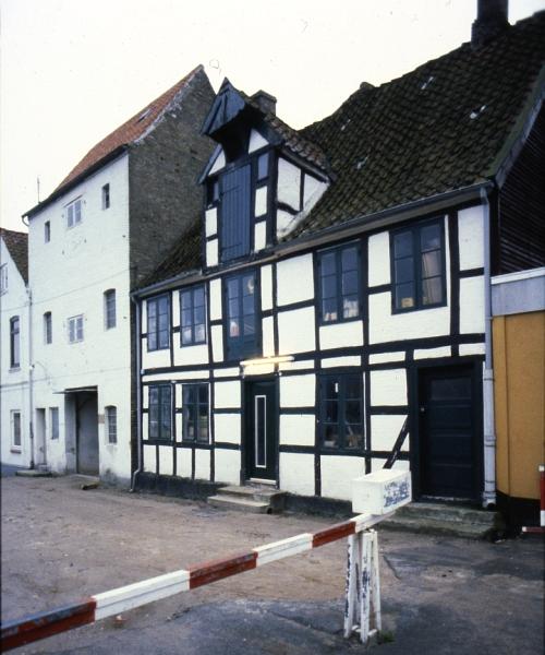 Schmiedestraße - Rückseite - Foto: Fritz Reinhardt (1979)