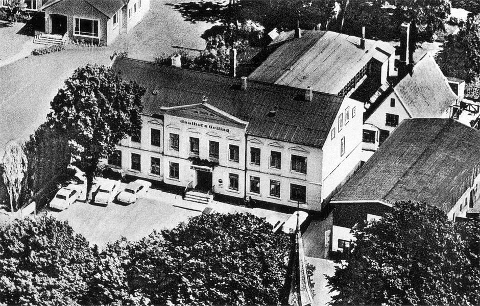 Gasthof Gelting - 1960er-Jahre