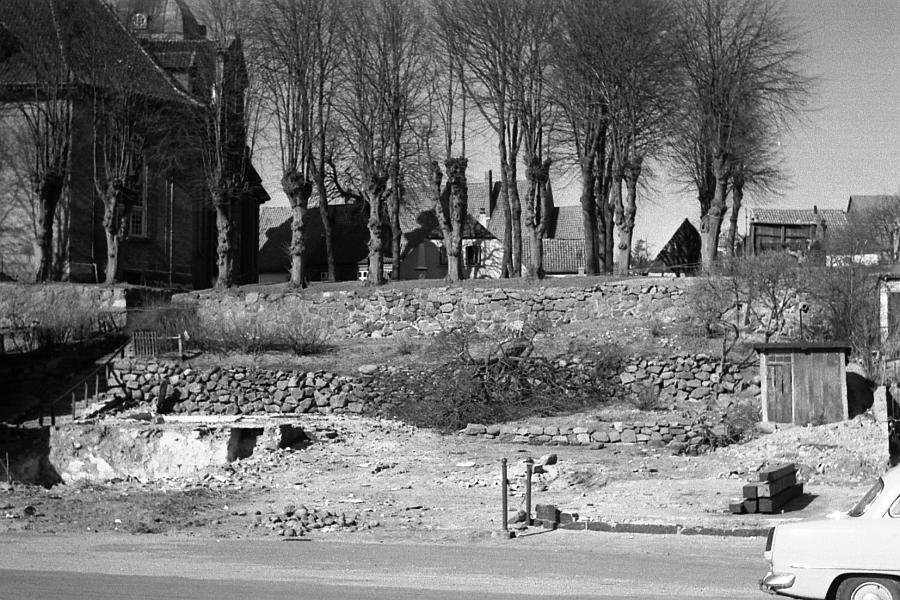 Kappeln - Am Hafen 17 - Anfang der sechziger Jahre