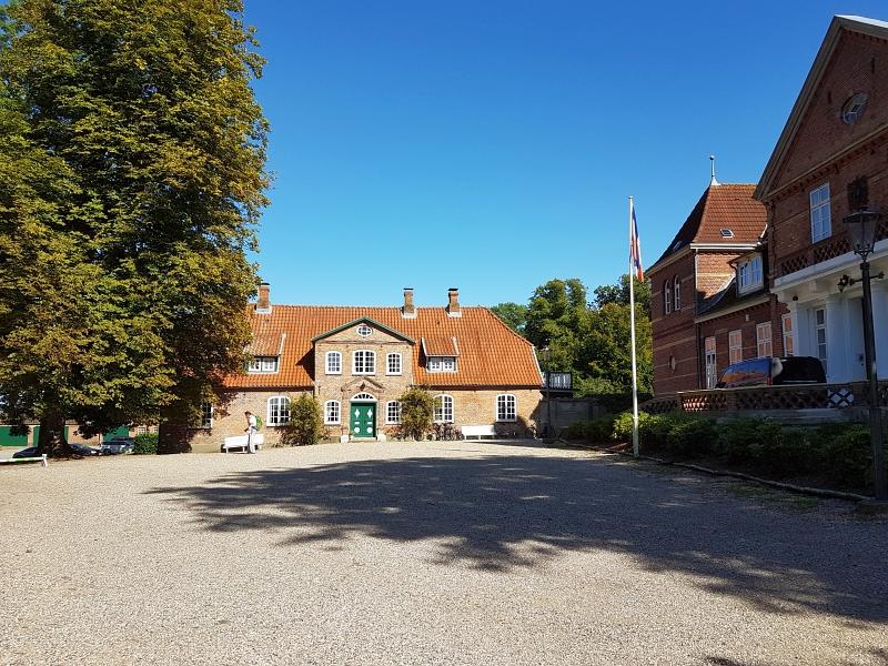 Gut Oehe - Verwalterhaus - Foto: Heino Küster (27.08.2016)