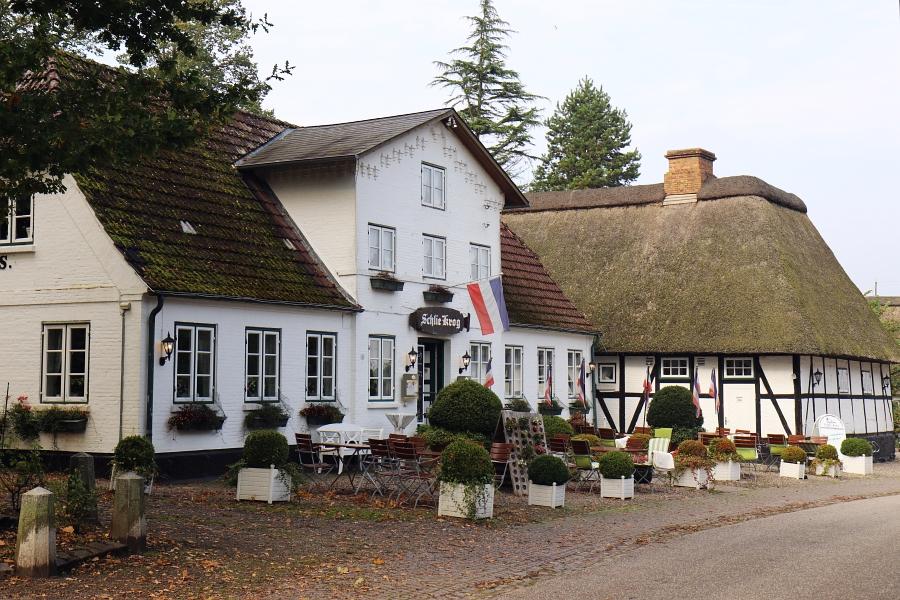 Sieseby - Schlie Krog - Foto: Holger Petersen (29.09.2017)