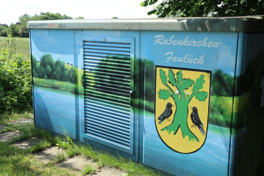 Rabenkirchen-Faulück - Foto: Holger Petersen (07.06.2019)
