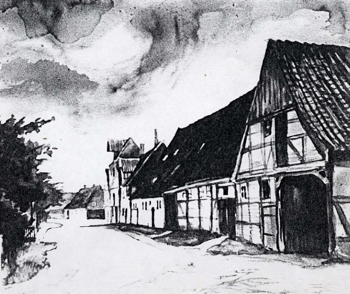 Schmiedestraße (Rückseite)