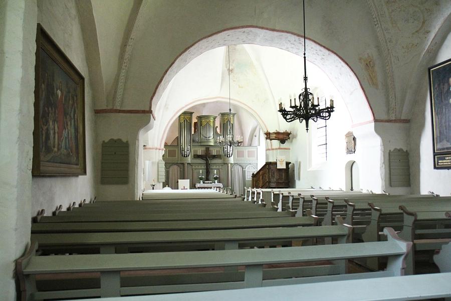 Sieseby - Kirche - Foto: Holger Petersen (2014)