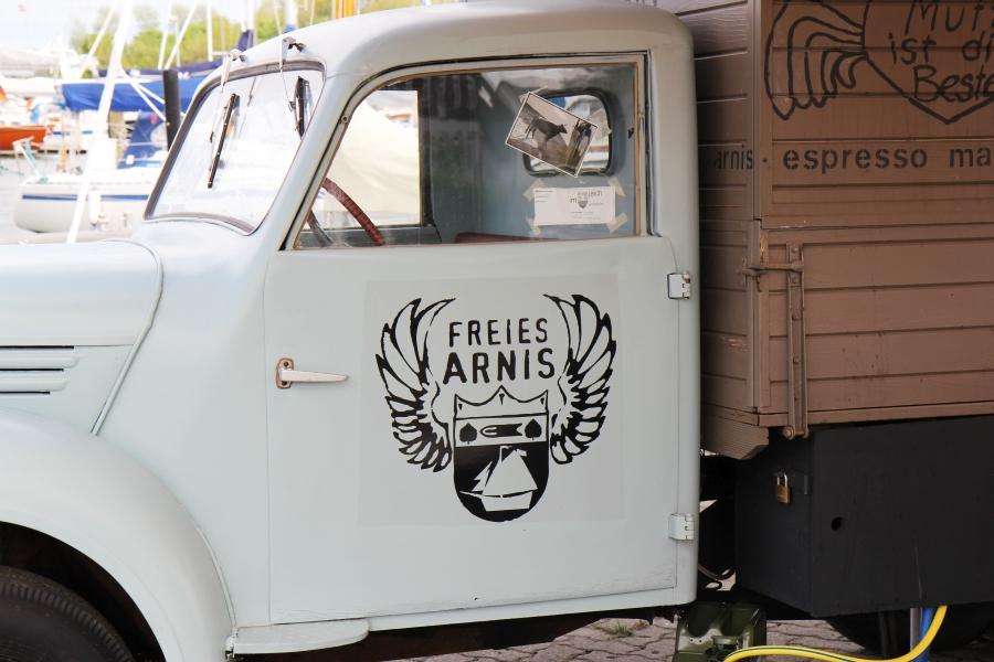 Freies Arnis Café - Foto: Holger Petersen (12.05.2015)