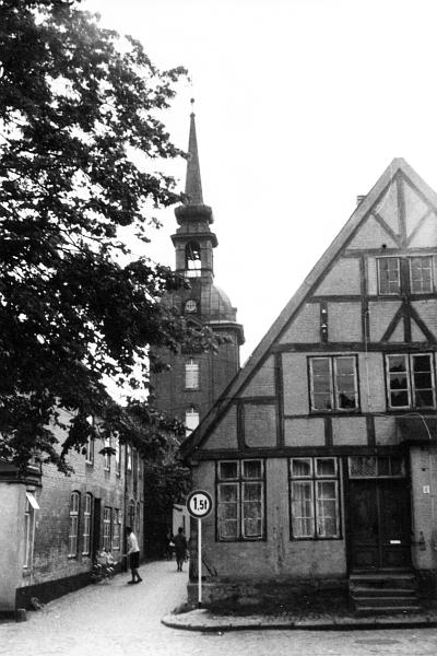 Dehnthof - Foto: Jürgen Hansen (1962)