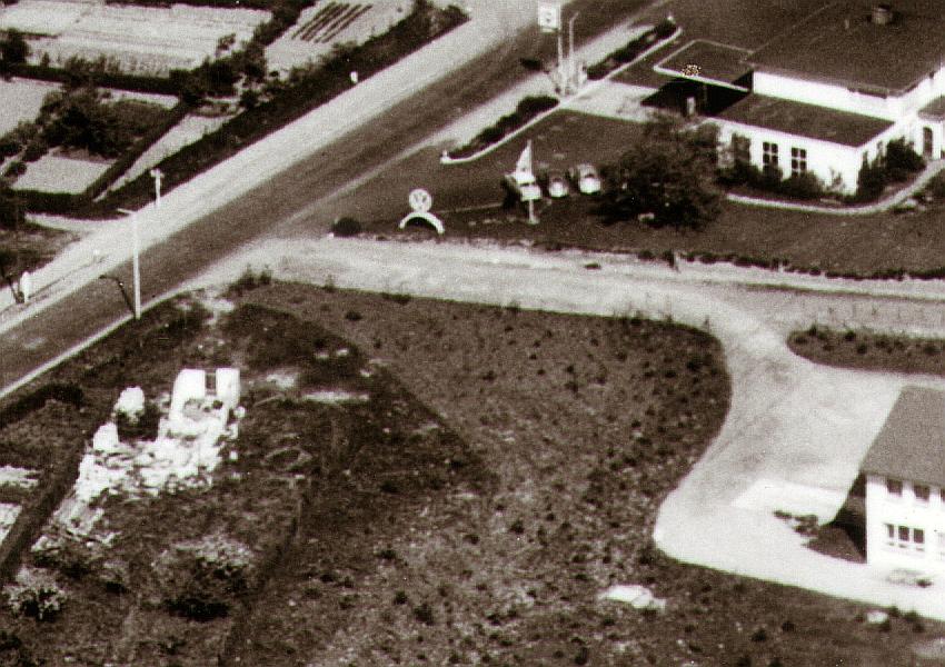 Umgehungsstraße - Konsul-Lorentzen-Straße (1958)