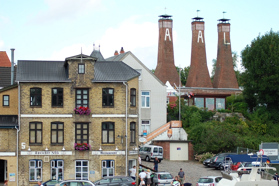 Kappeln - Am Hafen 19a - Foto: Ulli Erichsen (2013)
