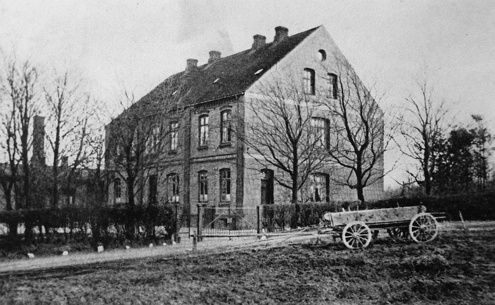 Kappeln - Altes Krankenhaus