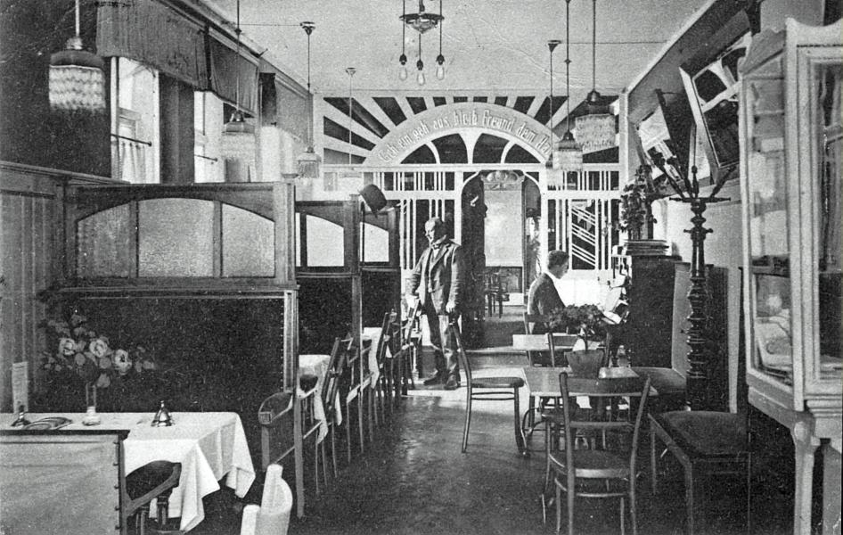 Kappeln - Café Monopol (1912)