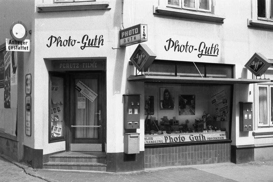 Schmiedestraße 37 - Photo-Guth - 60er-Jahre