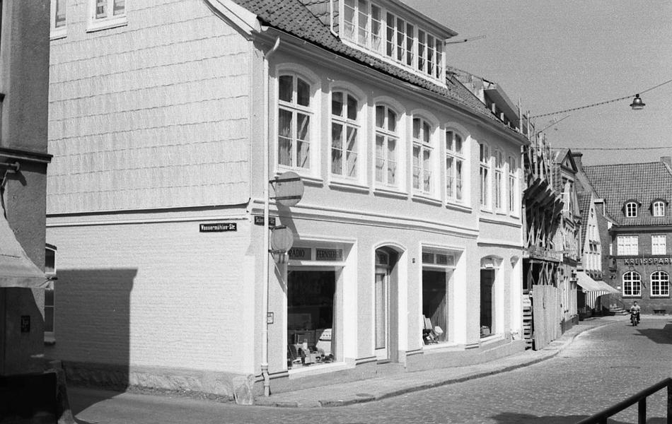 Kappeln - Schmiedestraße 29 - Georg Nissen (1955/56)