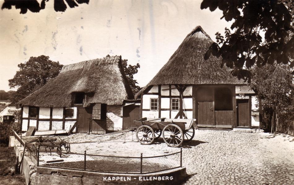 Ellenberg - Ansichtskarte von 1956