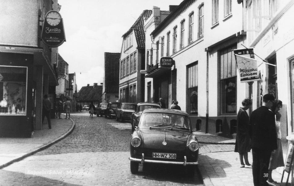 Kappeln - Mühlenstraße