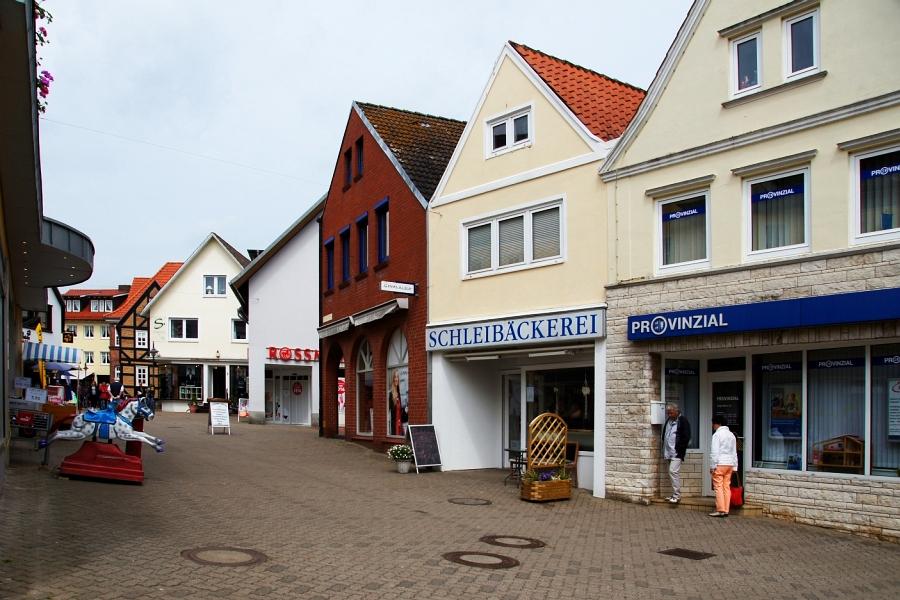 Kappeln - Schmiedestraße - Foto: Konrad Reinhardt (2016)