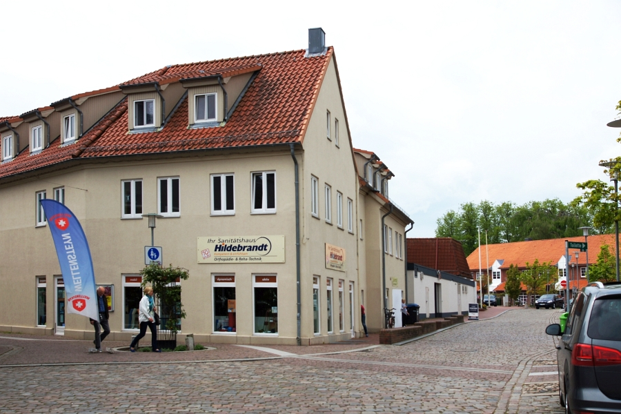 Schmiedestraße - Rückseite - Foto: Konrad Reinhardt (2016)