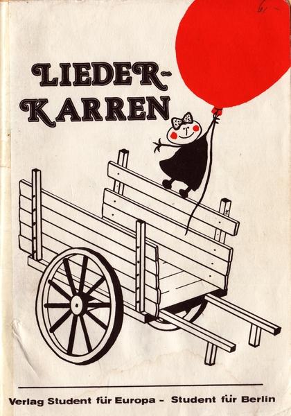 Liederbuch (3) - Liederkarren