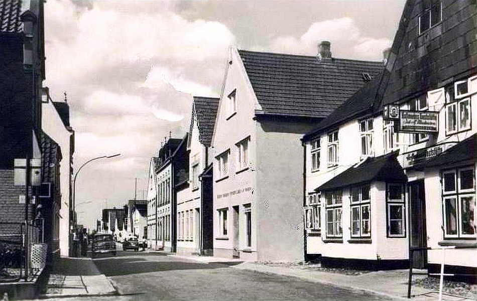 Maasholm - Hoffmanns Gaststätte - Inh.  A. Martensen (1957)