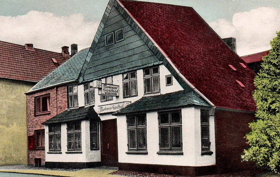 Maasholm - Martensens Gasthof  (1958)