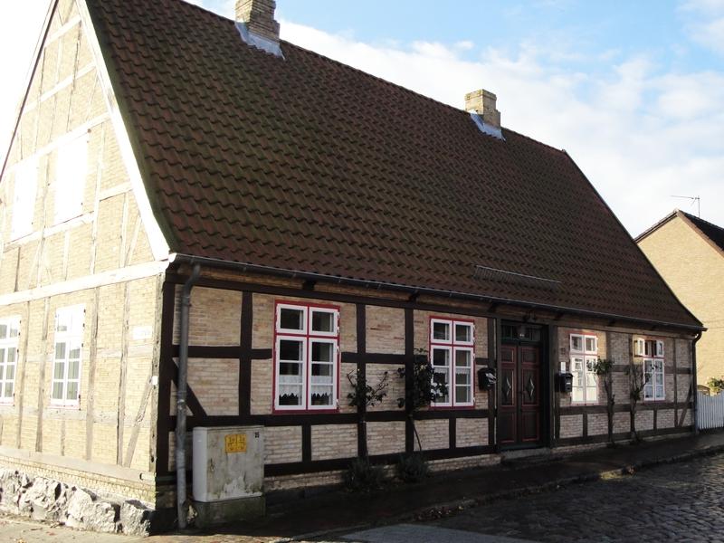 Kappeln - Prinzenstraße 22 - Foto: Michaela Fiering (11.11.2012)