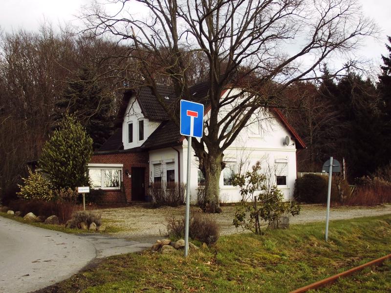 Grödersby - Foto: Michaela Bielke (09.02.2014)