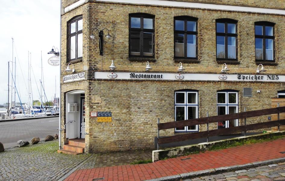 Kappeln - Am Hafen/Ecke Dehnthof - Foto: Michaela Bielke (23.05.2015)