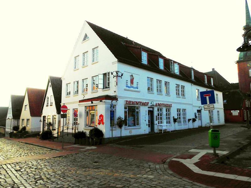 Kappeln - Dehnthof-Apotheke - Foto: Michaela Fiering (10.10.2018)