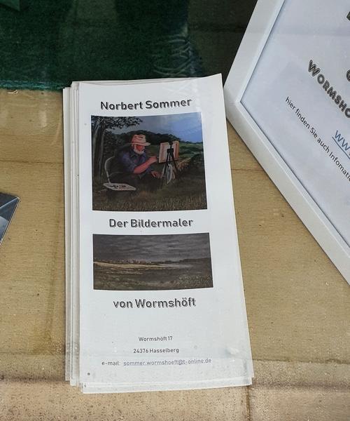 Ausstellung bei Wichmann - Foto: Michaela Fiering (01.08.2021)
