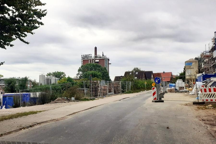 Kappeln - Königsberger Straße 11 - Foto: Michaela Fiering (19.09.2021)