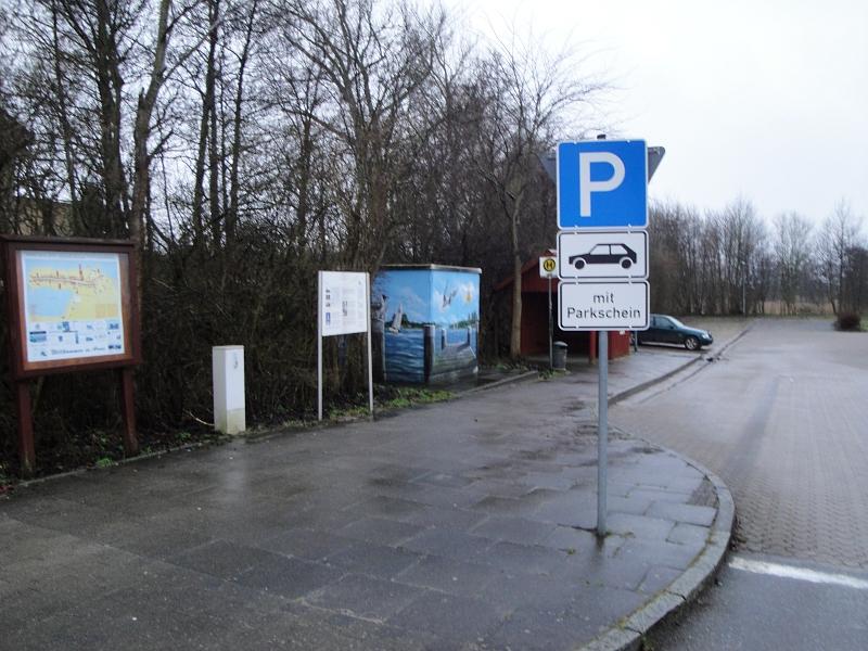 Arnis - Netzstation - Foto: Michaela Bielke (2013)