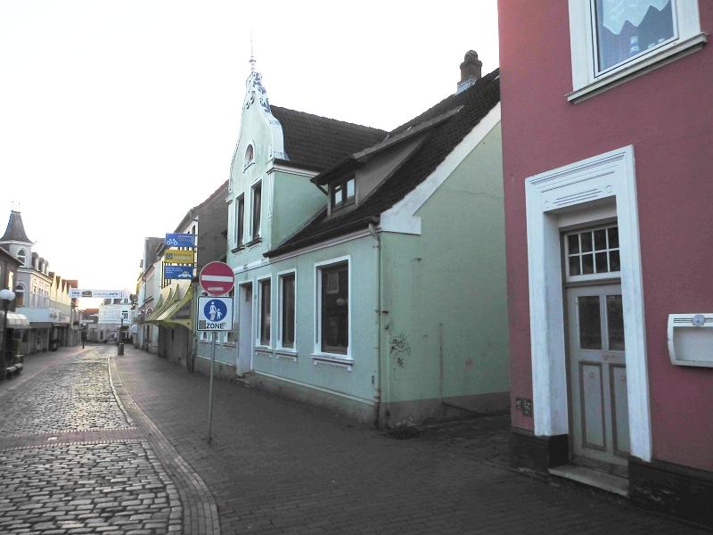 Kappeln - Schmiedestraße 32-34 - Foto: Michaela Fiering (30.10.2016)