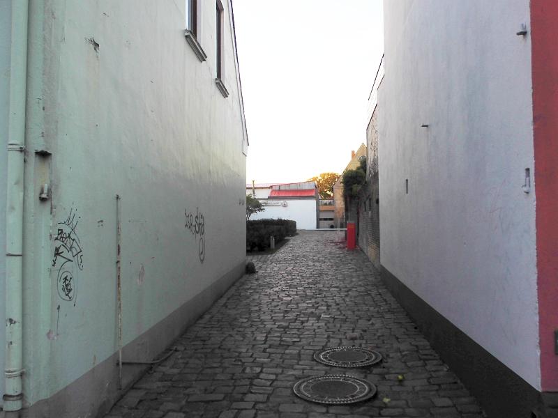 Kappeln - Schmiedestraße 32-34 - Foto: Michaela Bielke (30.10.2016)