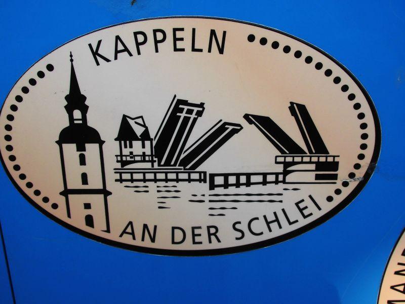 Kappeln - Souvenir-Münzen - Foto: Michaela Fiering (23.05.2019)