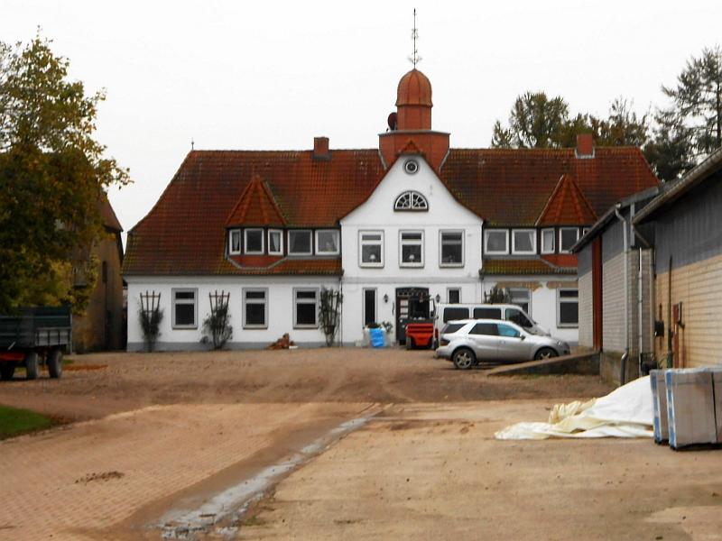Gut Schwonendahl - Foto: Maren Sievers (21.10.2015)