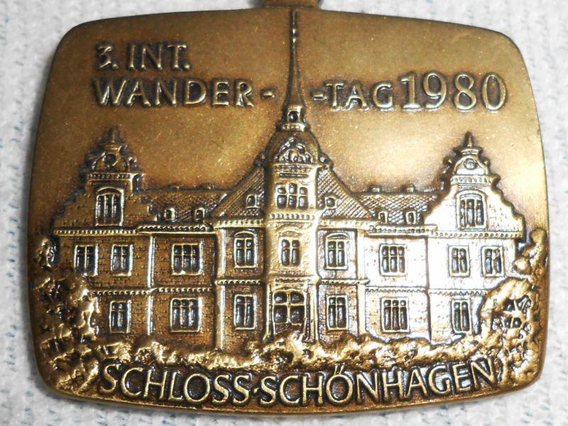 TSV Karby - Wandermedaille 1980