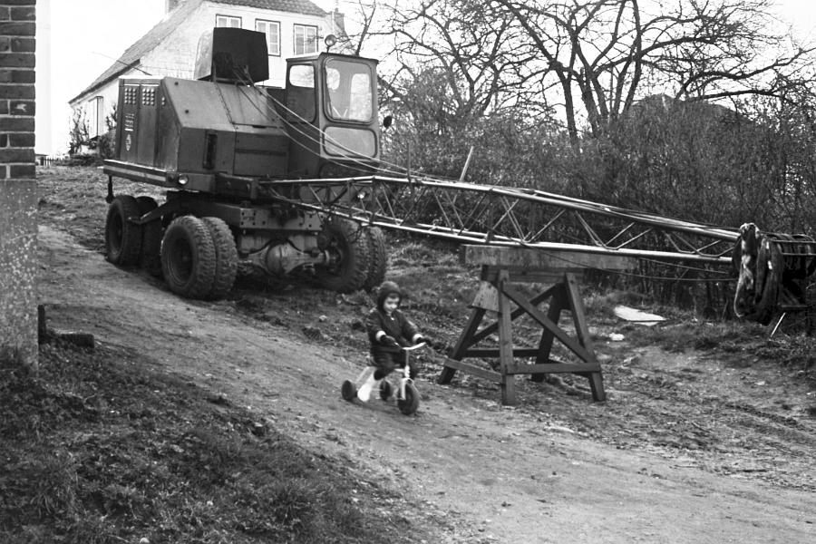 "Kappeln - ""Eisenberg"" - Foto: Manfred Rakoschek (1967)"