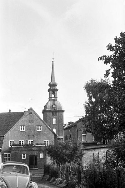Paulsen-Gang - Foto: M. Rakoschek (1968)