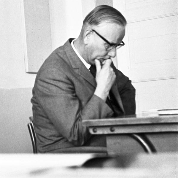 Dr. Schnoor - Foto: Manfred Rakoschek (1968)