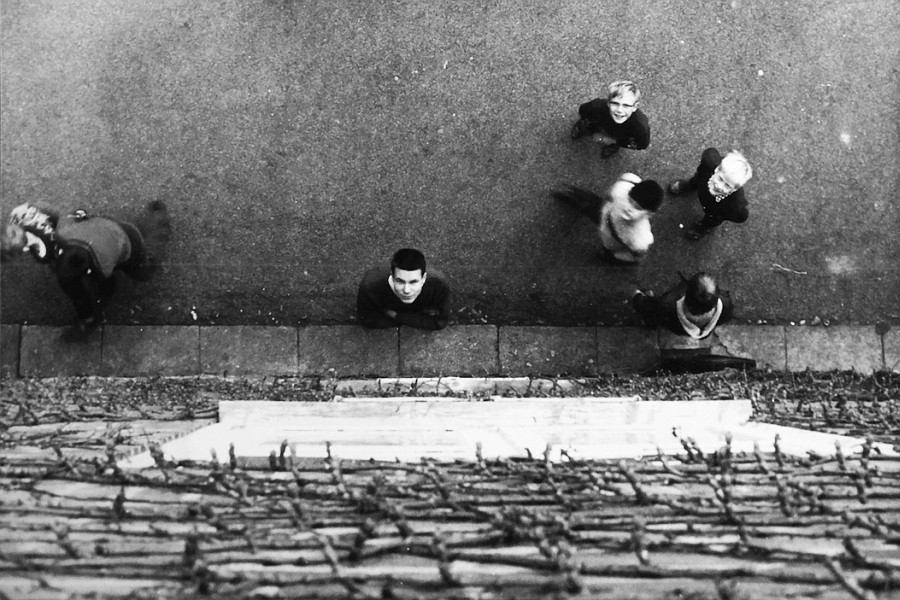 Klaus-Harms-Schule - Foto: Manfred Rakoschek (1968)