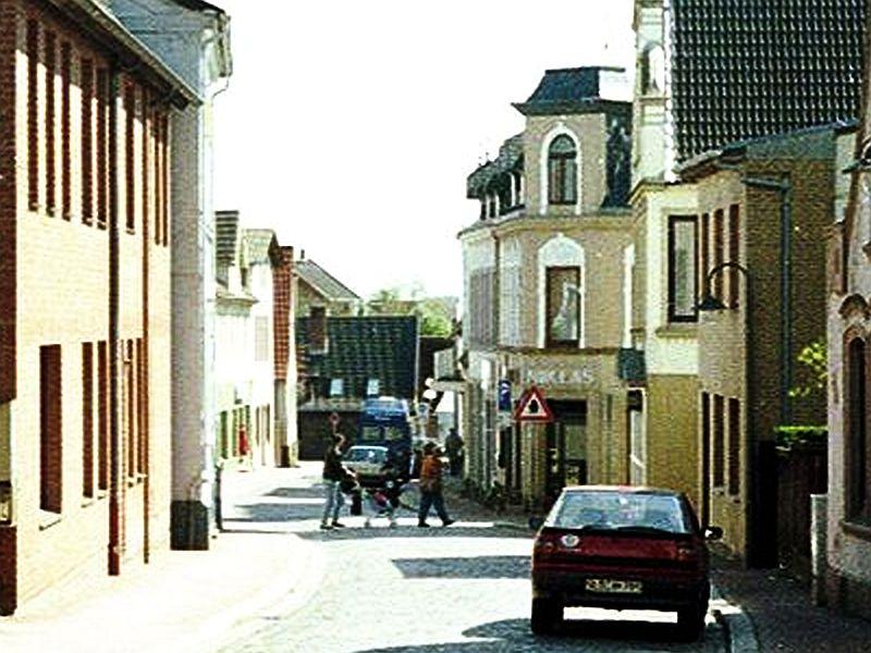 Kappeln - Mühlenstraße - 70er-Jahre