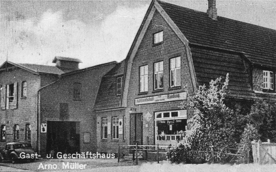 Olpenitz - Gaststätte Arno Müller (1959)