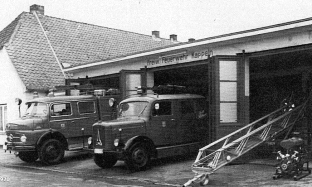 "Feuerwehr Kappeln - ""De ole Richard"" (1970)"