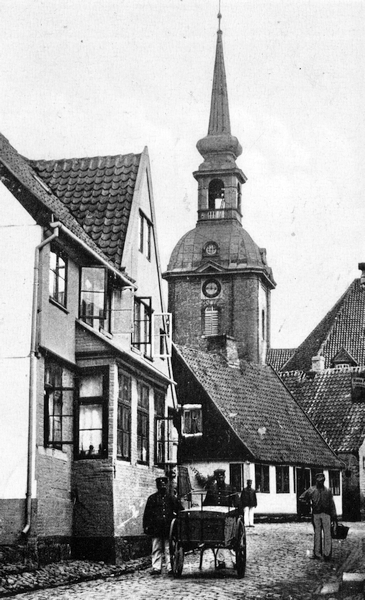 Poststraße | Kehrwieder (1915)