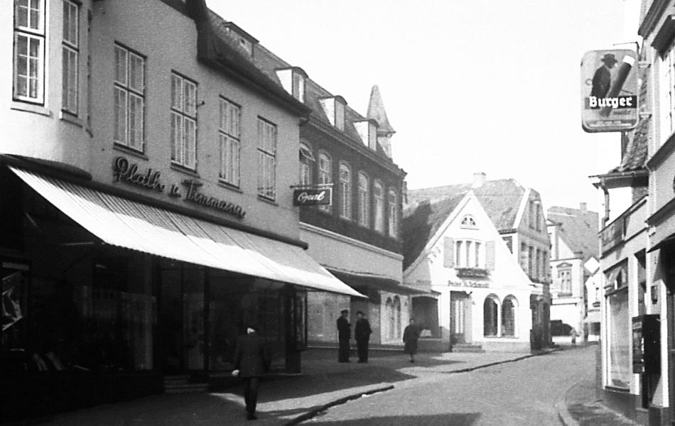 Kappeln - Schmiedestraße (50er-Jahre)